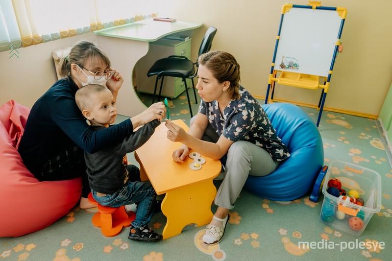 Фотографии предоставлены ЮНИСЕФ в Беларуси