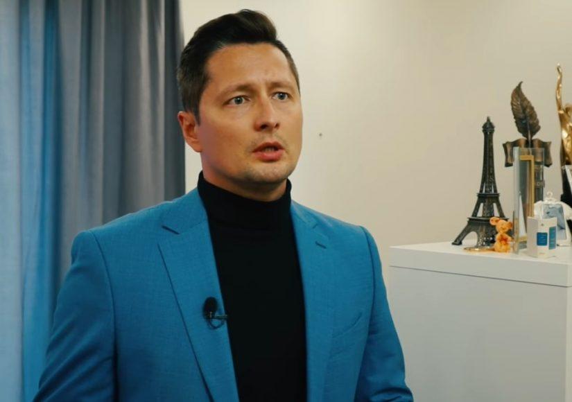 Дмитрий Семченко. Скриншот видео: канал Ксении Собчак