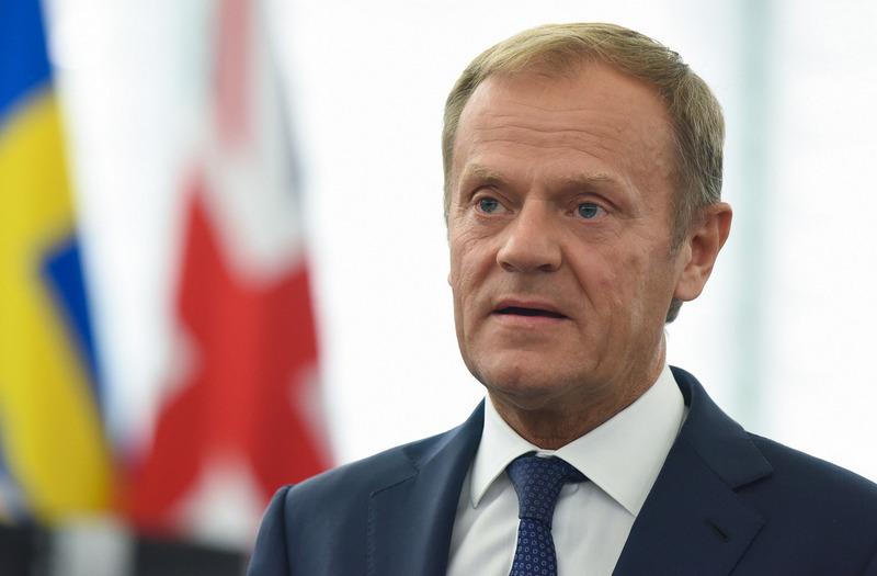 Дональд Туск (фото - Flickr Европарламента)