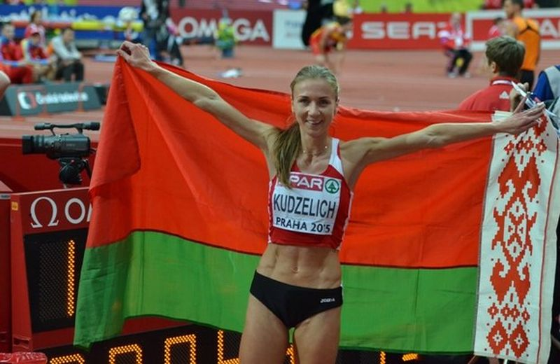 Светлана Куделич. Фото sportbrest.by