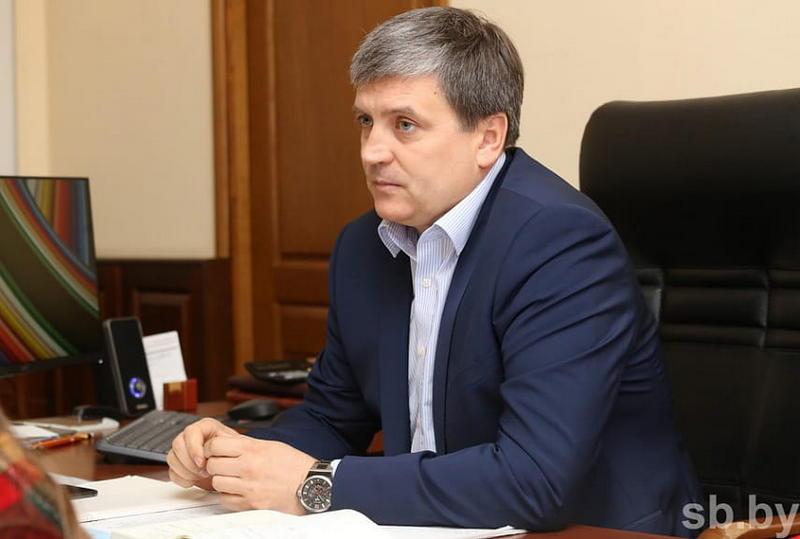 Игорь Луцкий. Фото sb.by