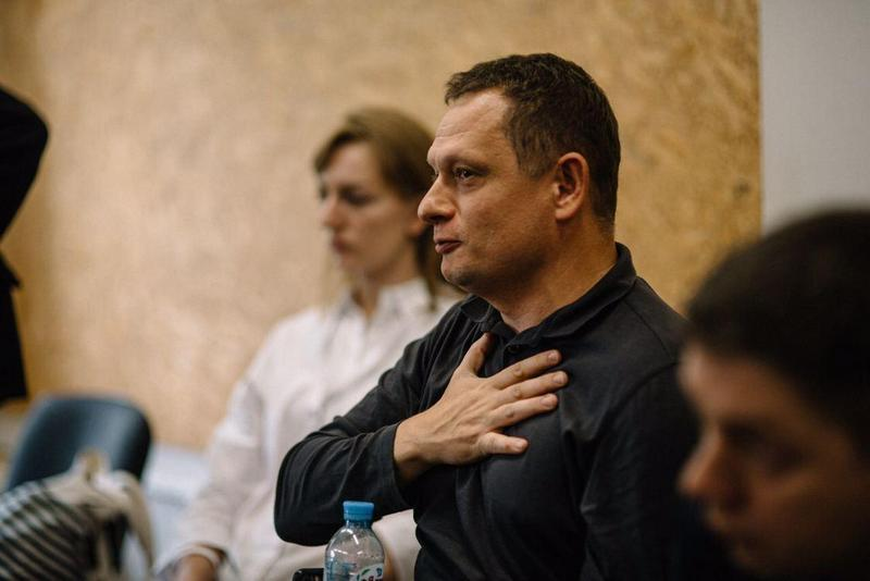 Максим Богрецов. Фото: пресс-служба Координационного совета