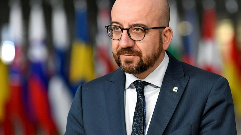 Шарль Мишел / Фото: ru.euronews.com