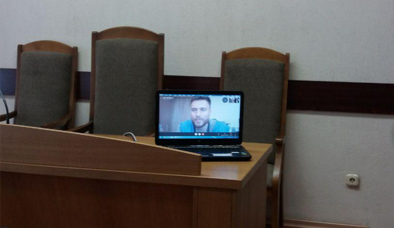 Суд над Андреем Шавлюго. Фото: БАЖ