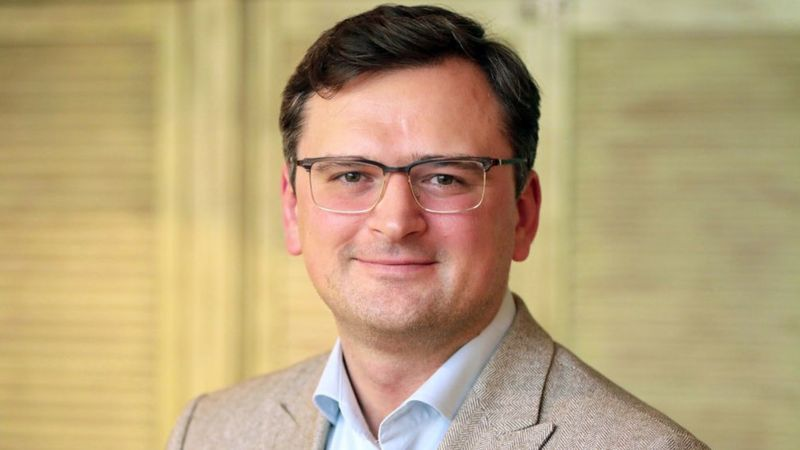 Министр иностранных дел Украины Дмитрий Кулеба / Getty Images