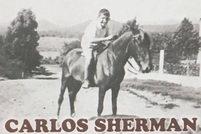 14-летний Карлос в аргентинских горах Кордобы. Фото: Архив Белорусского ПЕН-центра