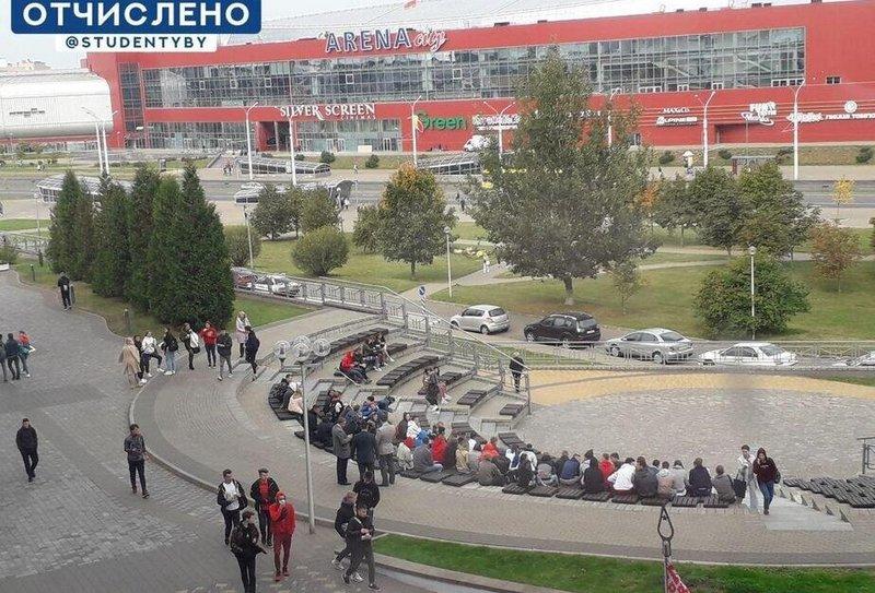 Университет физической культуры, Минск