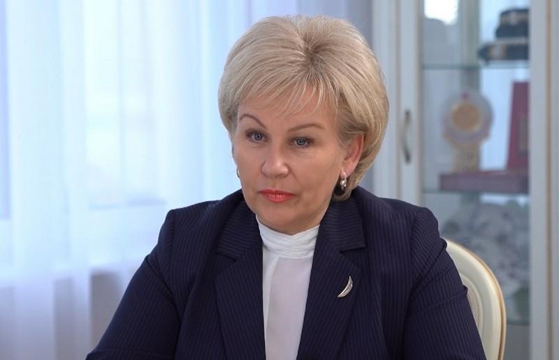 Ирина Костевич / Фото: скриншот из видео ОНТ