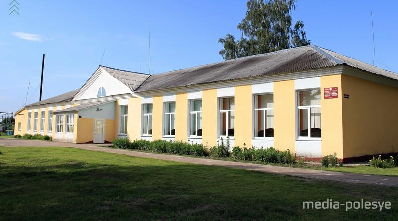 Лядецкий учебно-педагогический комплекс ясли-сад-средняя школа