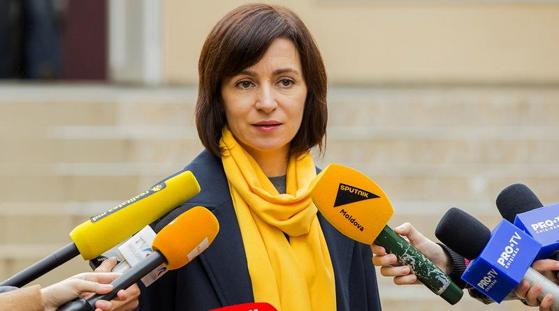 Майя Санду / Фото: gazeta.ru