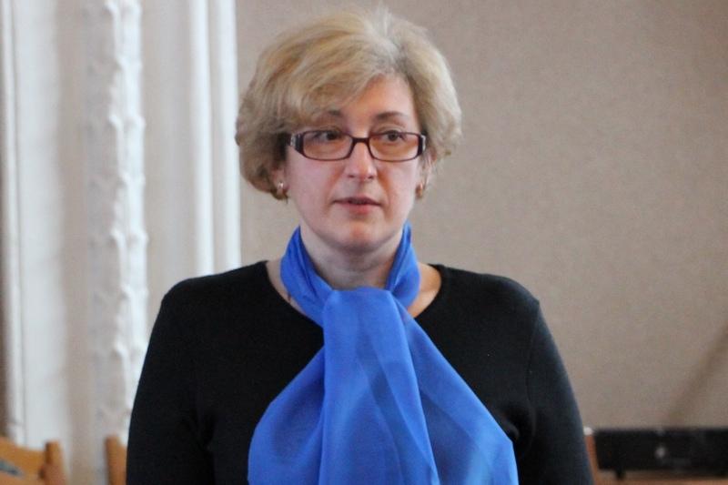 Наталья Марковец, фото Пинского райисполкома
