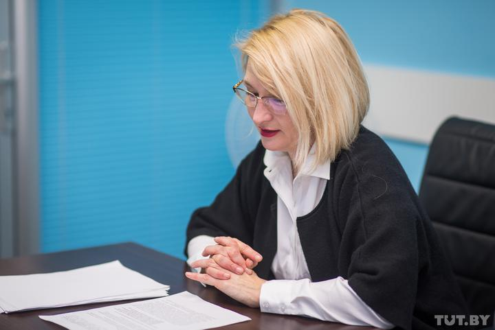Адвокат Наталья Мацкевич. Фото: Марина Серебрякова, TUT.BY