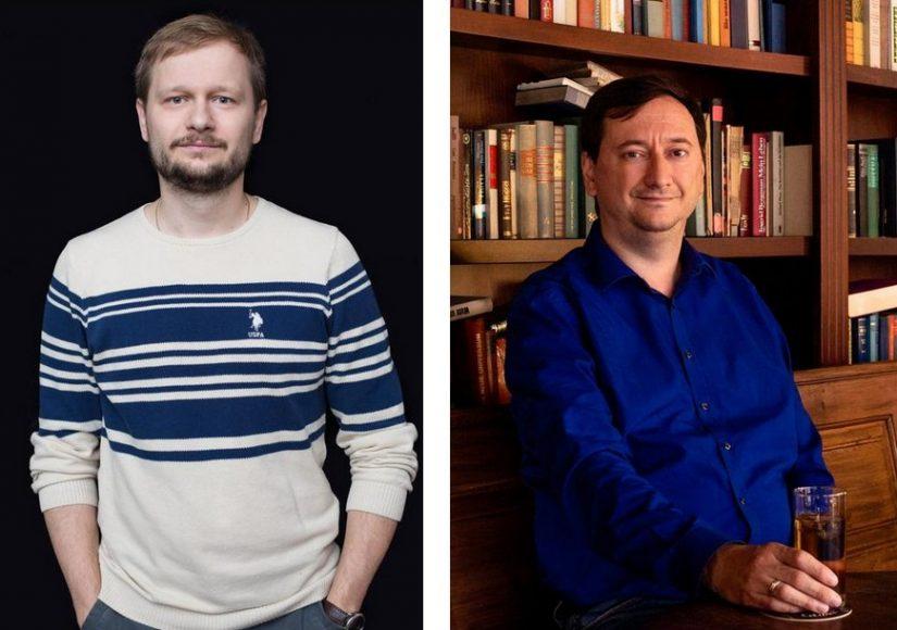 Слева — Виктор Семеняко, справа — Сергей Семеняко / Фото: 42.tut.by