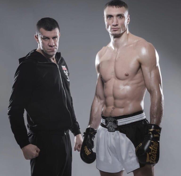 Шакута и Герасимчук. Фото @shock__gym