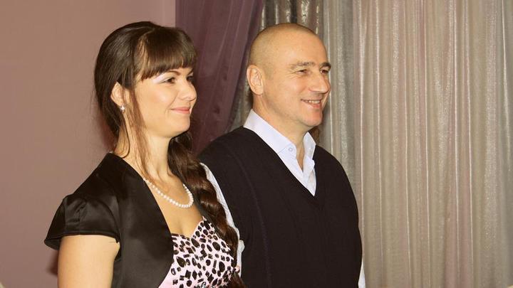 Елена и Сергей Шпак, фото из соцсетей