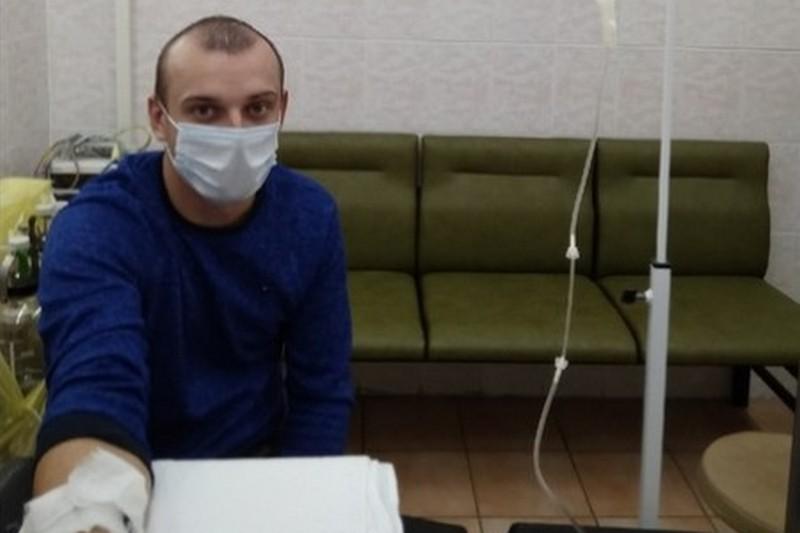 Валерий Мерзин. Фото группы «С добротой по миру»