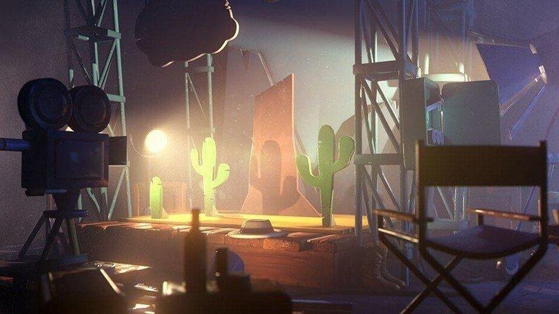 Одна из сцен Loóna