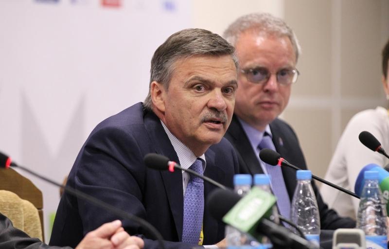 Рене Фазель / Фото: Фото: IIHF