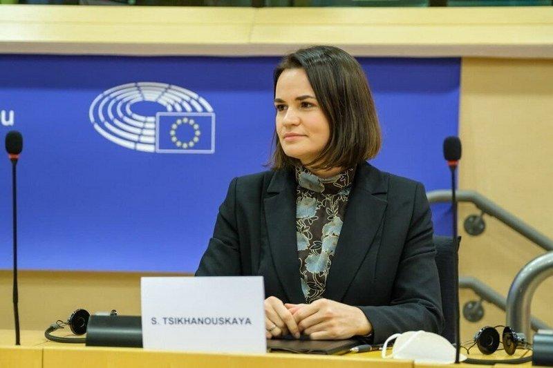 Фото из телеграм-канала Светланы Тихановской