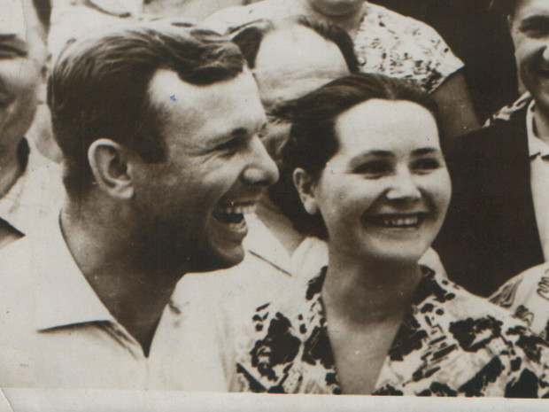 Юрий и Валентина Гагарины Фото Fine Art Images/Heritage Images/Getty Images