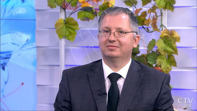 Александр Шестаков / Скриншот видеозаписи телеканала СТВ