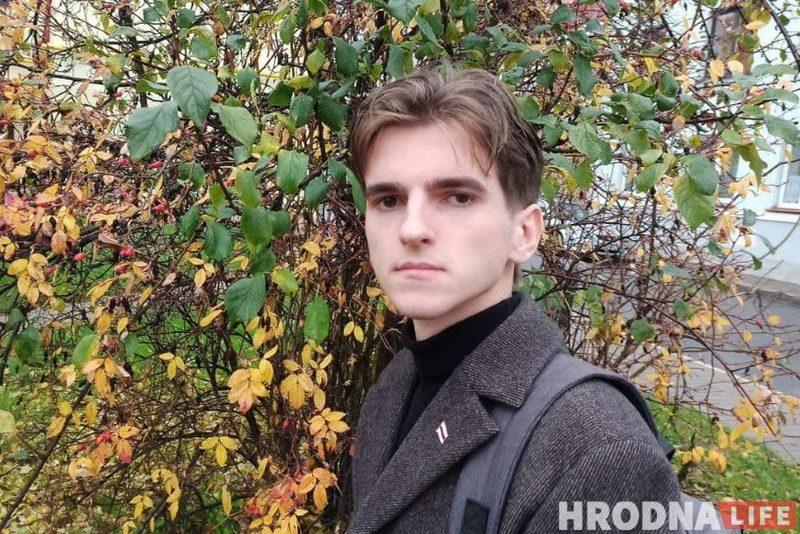 Андрей Ребковец. Фото: Ирина Новик