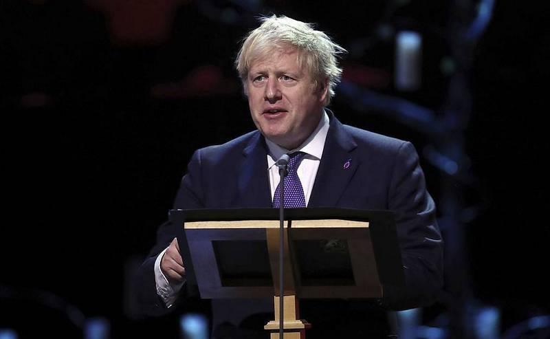 Премьер-министр Великобритании Борис Джонсон / Фото: © Chris Jackson/Pool via AP