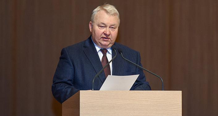 Генерал СВР Владимир Александрович Чернов