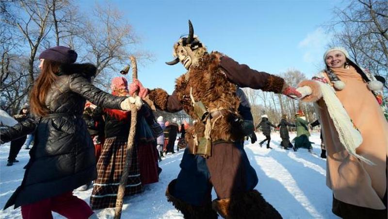 Коляда – древний языческий праздник / Фото: veles.site