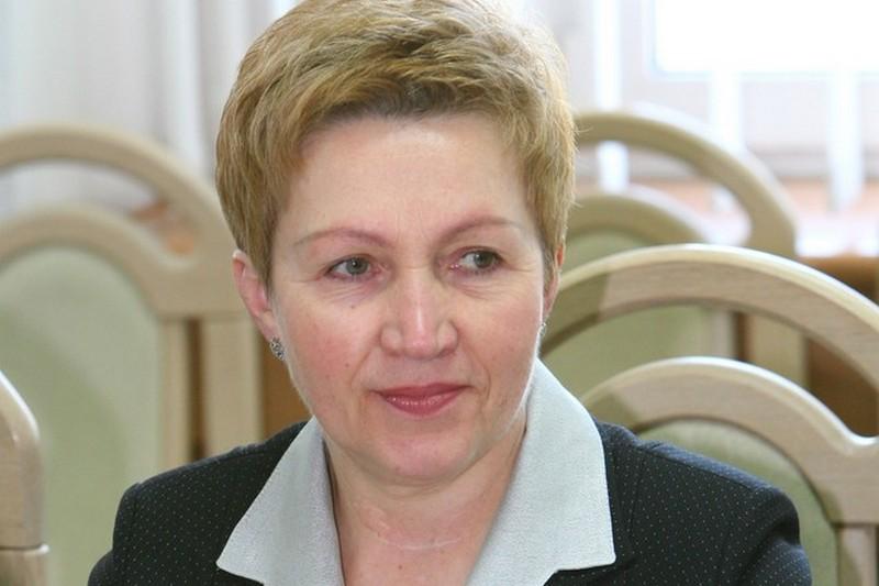 Надежда Ермакова / Фото: БелТА/ТАСС