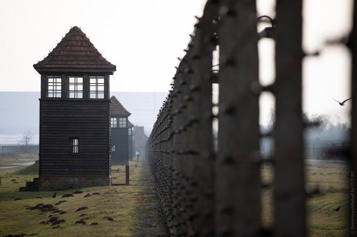 В Освенциме (Аушвице) на территории оккупированной Польши в 1941—1945 годах, по разным данным, погибло от 1,1 до 4 млн человек / Фото: Reuters