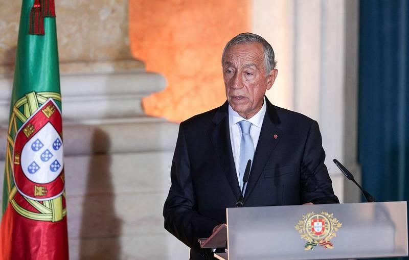 Марселу Ребелу ди Соуза / Фото: © EPA-EFE/TIAGO PETINGA