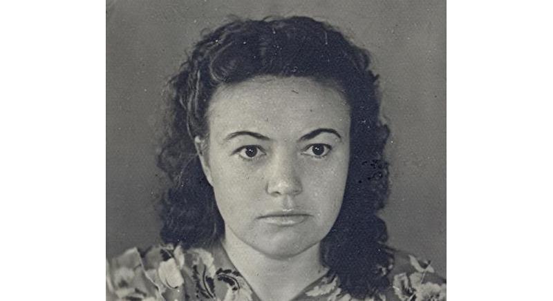 Зинаида Лишакова, 1955 год. Фото: архив музея истории школы №1 Шумилино