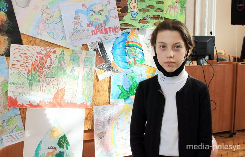 Дарья Гайдук и её работа