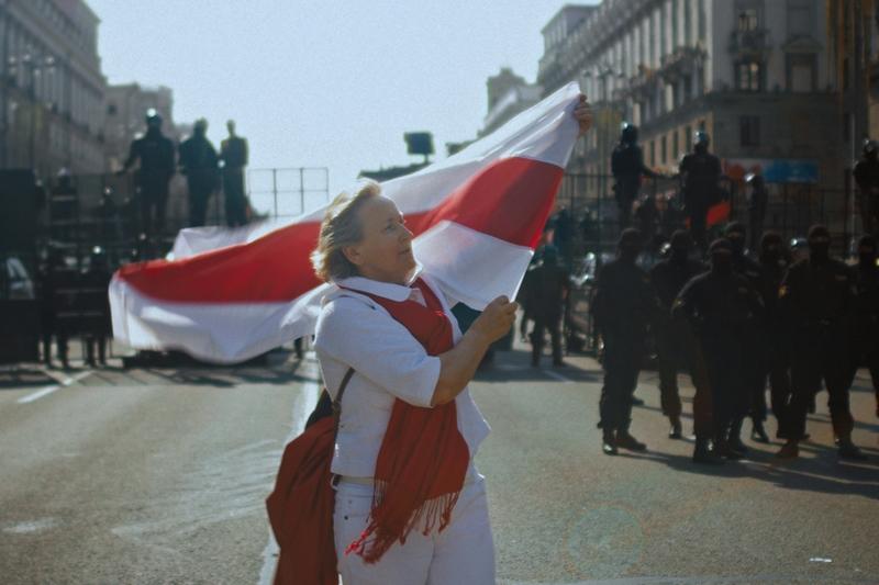 Фото: кадр из документального фильма «Кураж» Алексея Полуяна