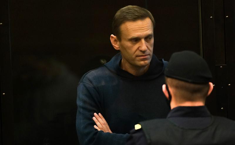 Алексей Навальный / Фото: пресс-служба Мосгорсуда