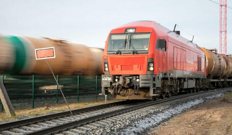 Поставка нефтепродуктов по железной дороге / Фото: orlenlietuva.lt