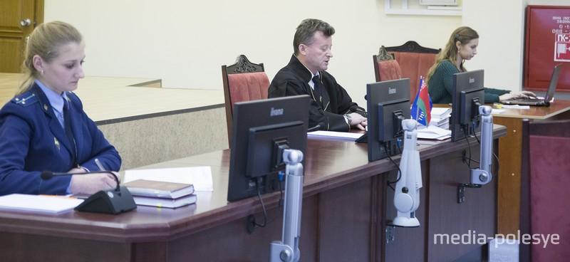 Выездное заседание суда. Фото из архива МП
