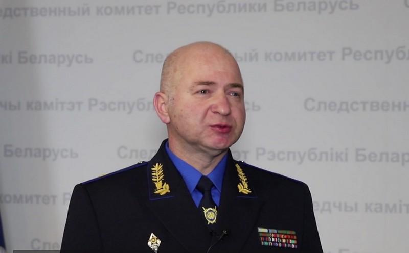 Дмитрий Гора / Фото: скриншот из видео телеграм-канала skgovby