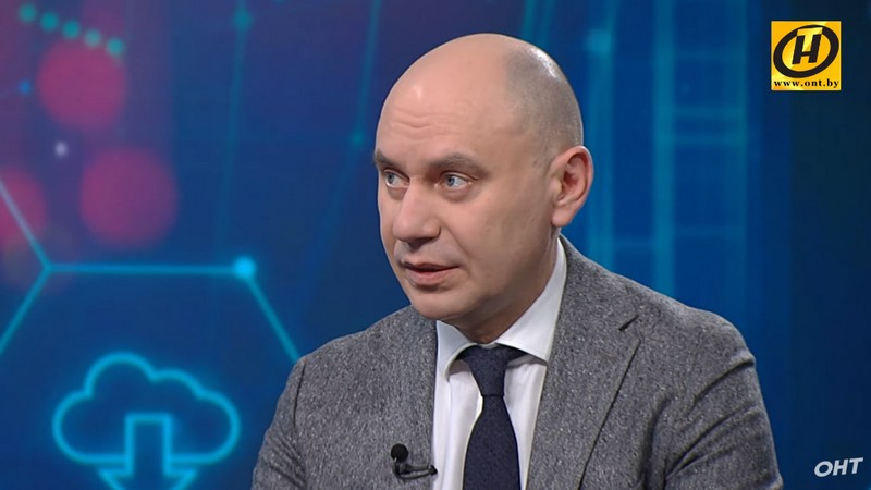 Геннадий Казакевич / Скриншот видеозаписи телеканала ОНТ