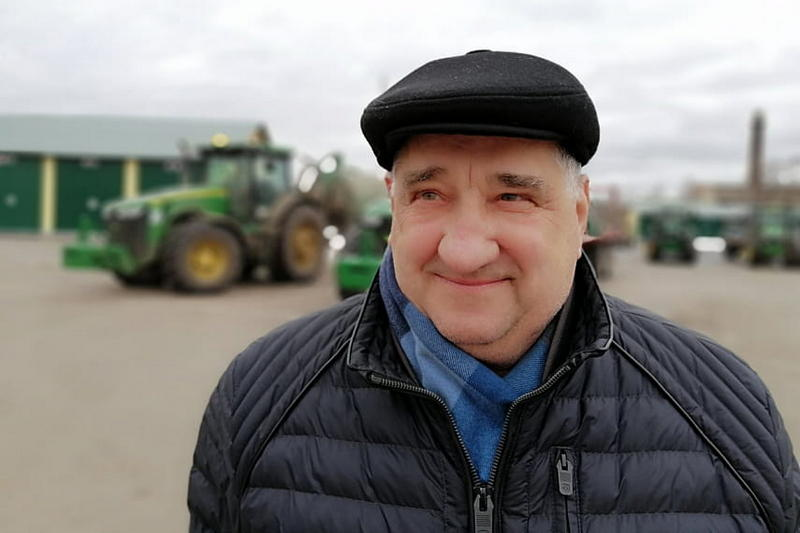 Григорий Демко / Фото «Сельская газета»