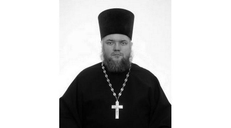 Иерей Николай Манчук. Фото с сайта Дрогичинского благочиния