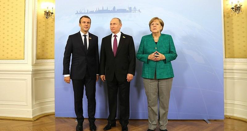 Фото из архива пресс-службы президента РФ