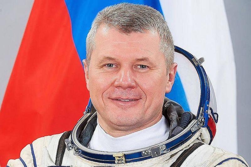 Олег Новицкий / Фото с сайта instagram.com/novitskiy_iss/
