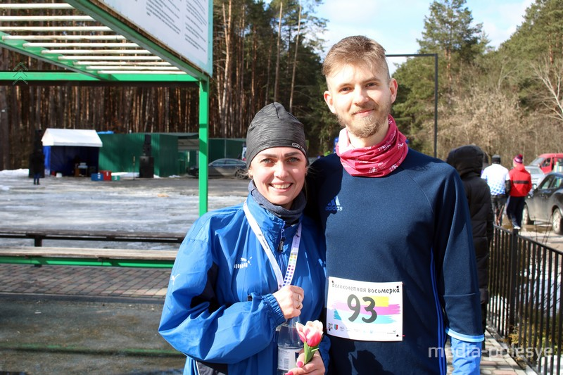 Любители бега из Гродно