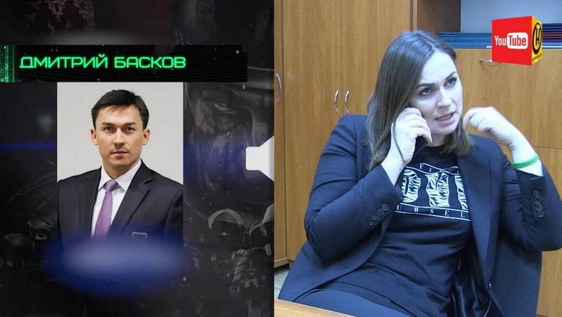 Дмитрий Басков и Наталья Эйсмонт / Скриншот фильма