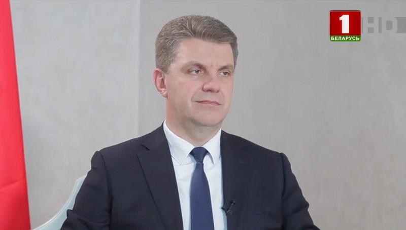 Владимир Кухарев / Скриншот видеозаписи телеканала