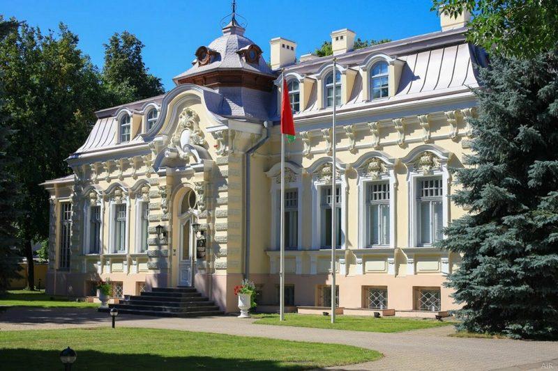 Посольство Беларуси в Литве. Фото из Facebook посольства