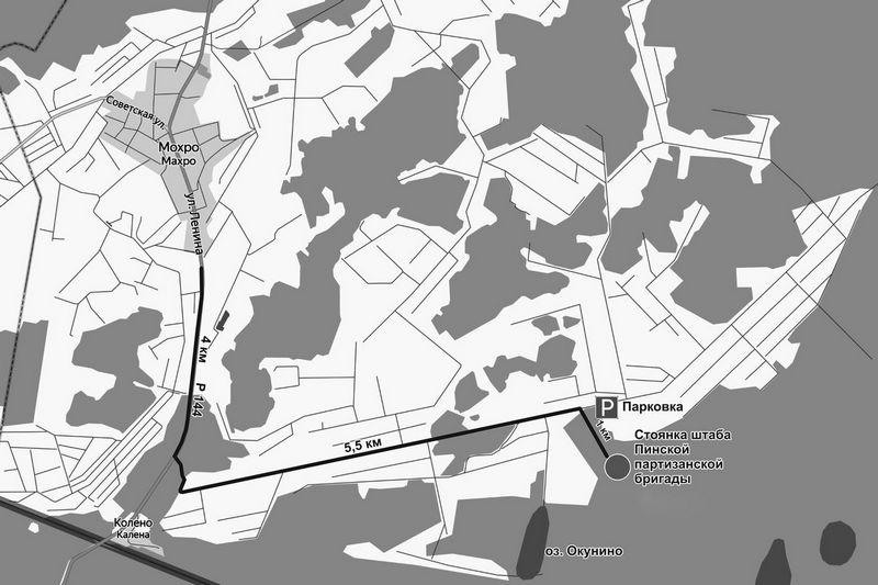 Схема проезда с сайта Яновский край