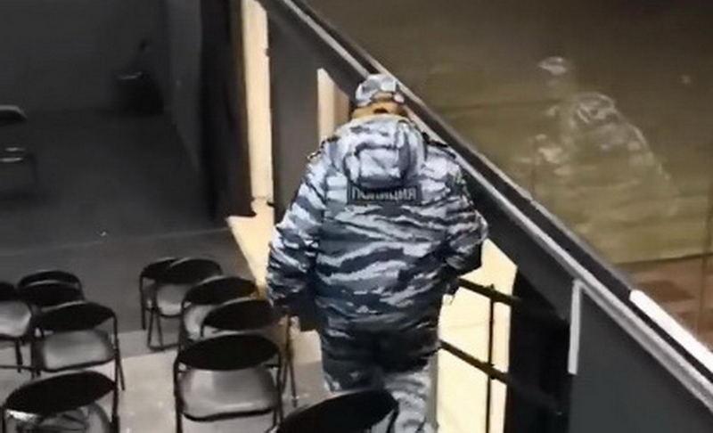Скриншот видеозаписи Театра